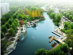 西北部防洪污水处理厂